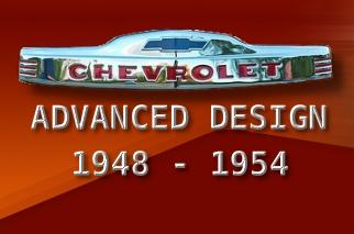 Advanced Design Chevy Trucks 1947-1954